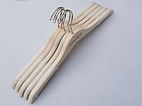 Плечики вешалки деревянные, коллекция Women Secret, белого цвета, 40 см, 5 шт в упаковке