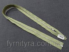 Метал YKK 70cm 883 оливковий 1 біг №3 нікель