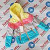 Подростковая цветная весенняя куртка для девочек оптом HAPPI HOUSE