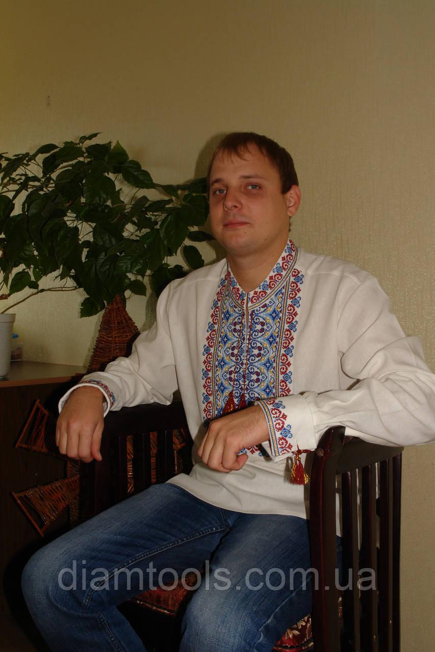 Вышиванка мужская, рубашка.