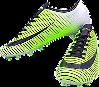 Бутсы футбольные Pro Action (р. 40-45) GN