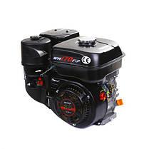 Двигатель бензиновый c редуктором WEIMA WM170F-L(R) New (7 л.с.,вал 20мм, шпонка, бак 5 л), фото 2