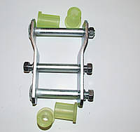 Серьга рессоры Mitsubishi L200 удлинённая