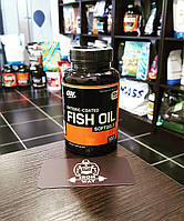 Optimum Nutrition Fish Oil 100 softgel