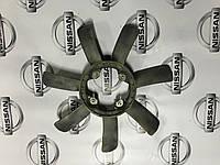 Крыльчатка двигателя nissan navara d40