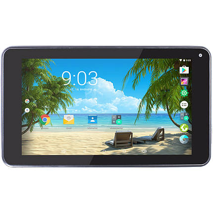 "✦Планшет 7"" LESKO SH-718 1GB+8GB IPS экран 1024x600 Allwinner A33 4 ядра усиленный Wi-Fi Android 6.0, фото 2"