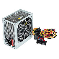Блок питания LogicPower ATX-550W, 12см, 24 pin power supply, 4xSATA, PCI D х 2 6PIN