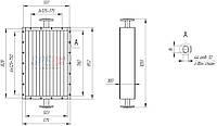 Воздухонагреватель ВНП (ПНП) 113-304-01УХЛЗ (Аналог 3-8), фото 1
