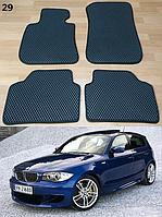 Коврики на BMW 1 E81, E82, E87 '04-12. Автоковрики EVA