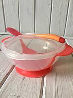 Детская посуда на присоске. Почему необходимо выбирать именно ее!