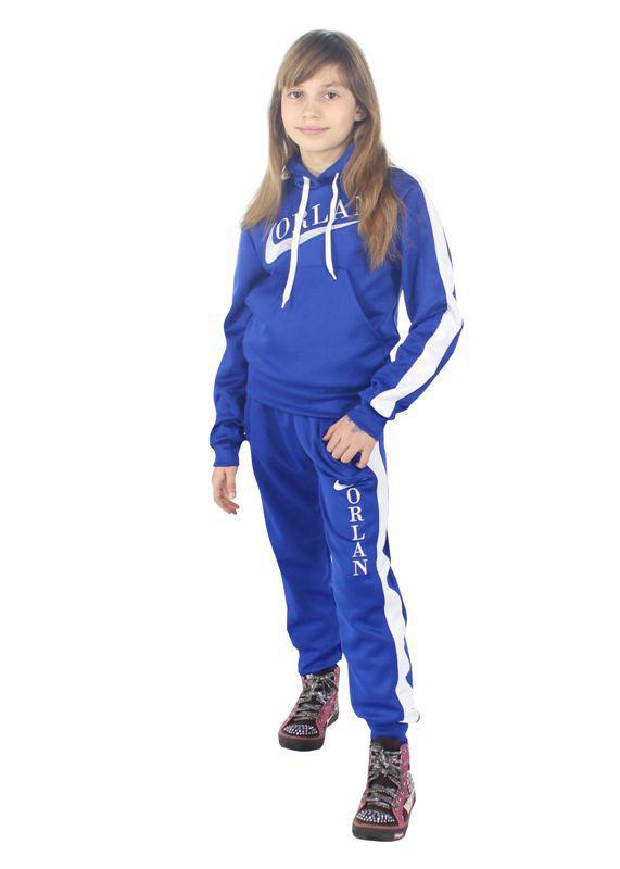 Детский спортивный костюм для команды Орлан фото teens.ua