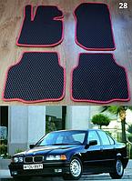 Коврики на BMW 3 E36 '90-99. Автоковрики EVA