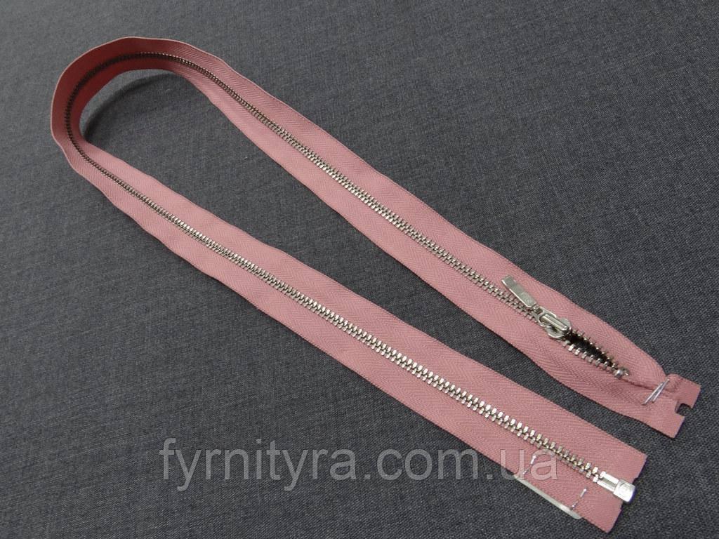 Металл YKK 70cm 214 фрезовая 1 бег №3 никель