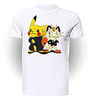 Футболка GeekLand Покемон Го Pokemon Go PikaHolmes PG.01.003