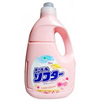 """Кондиционер для белья """"Mitsuei"""" с ароматом белых цветов 2 л (060168), фото 2"""