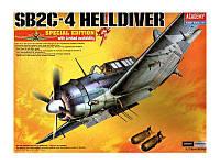 SB2C-4 Helldiver 1/72 ACADEMY 12409, фото 1