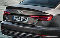 Спойлер Audi A4 2015 седан