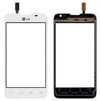 Сенсорный экран LG L65 D285/D280 белый