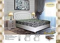 Ліжко двоспальне Вікторія 1400, фото 1