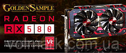 Видеокарта PowerColor AMD Radeon RX 580 Red Dragon V2, 8GB GDDR5, фото 2