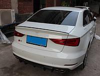 Спойлер Audi A3 седан