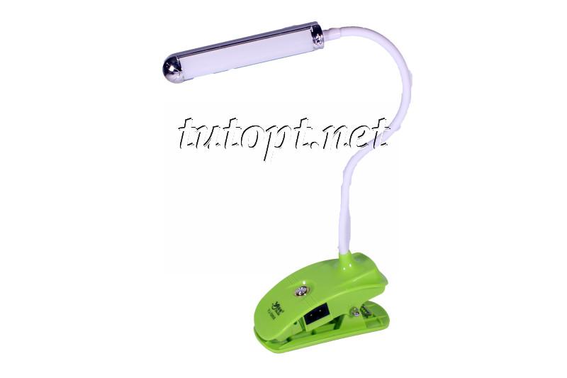Настольная лампа аккумуляторная Yajia YJ-5868 11LED
