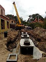 Септик для высоких грунтовых вод на 15-20 чел., фото 2