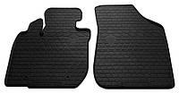 Резиновые передние коврики для Dacia Logan MCV 2006-2012 (STINGRAY)