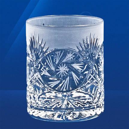 Набор стаканов хрустальных (6 шт / 250 мл) Julia ST0625, фото 2