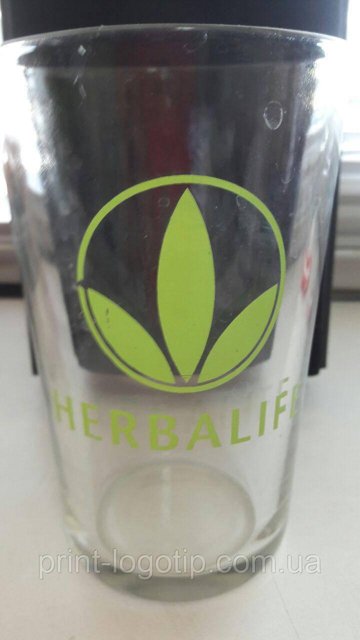 Стаканы с логотипом, печать на стаканах