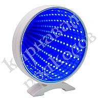 Светильник Бесконечность Круг (голубой), фото 1