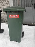 Мусорный контейнер (бак) 120л, Германия, SULO