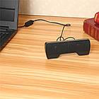 Стерео-колонки USB для ноутбука/ПК на прищепках-клипсах, фото 5
