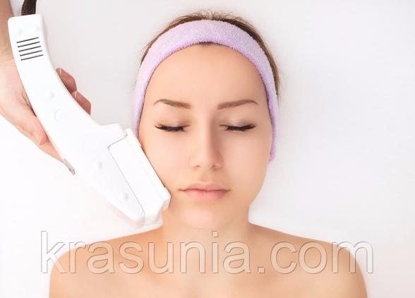 Фотолечение пигментации и сосудистых дефектов кожи