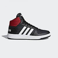 Кроссовки мужские Adidas Neo VS Hoops Mid 2.0 DB0079 - 2018