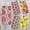Дизайнерский силиконовый чехол мишка Тедди для iPhone 5/5s/se, фото 7