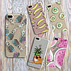 Дизайнерский силиконовый чехол мишка Тедди для iPhone 5/5s/se, фото 8
