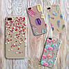 Дизайнерский силиконовый чехол мишка Тедди для iPhone 5/5s/se, фото 10