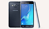 Смартфон Samsung Galaxy J3 Black Gold Android 5.1