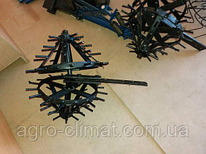 Культиватор Ёж (ширина 48 см) Шип
