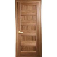 Двери межкомнатные Новый Стиль НОСТРА ПИАНА золота ольха