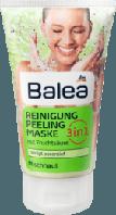 Гель для очищения лица Balea 3in1 Reinigung, Peeling, Maske, 150 мл