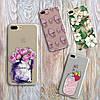 Дизайнерский силиконовый чехол ловец снов для iPhone 5/5s/se, фото 2