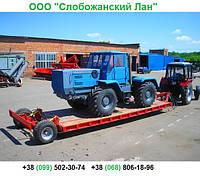 Низкопрофильная платформа НП-7 для транспортировки грузов