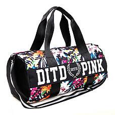 Спортивная сумка Виктория Сикрет , фото 3
