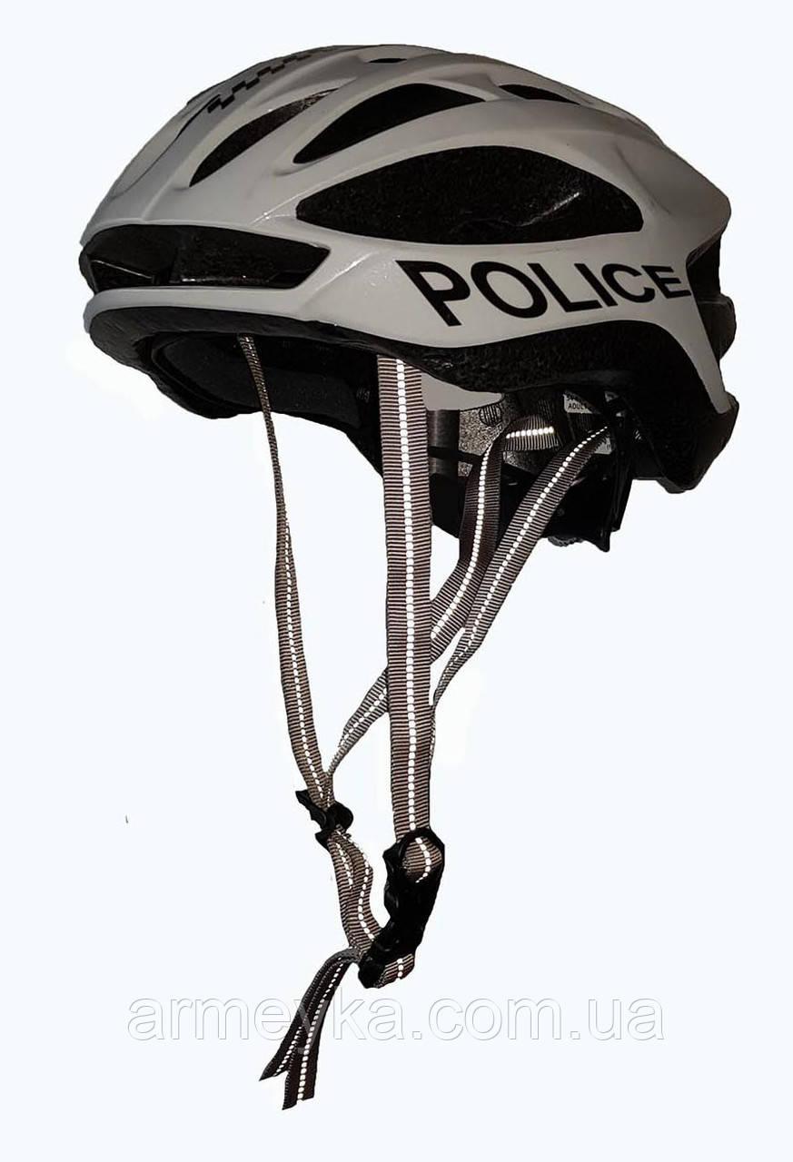 Велосипедный шлем Specialized. Police Великобритании, оригинал.