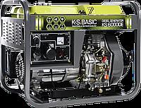 Дизельний генератор KS BASIC 6000DЕ