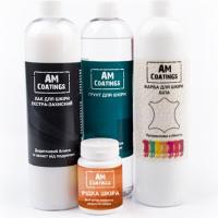 Наборы для покраски и реставрации кожи