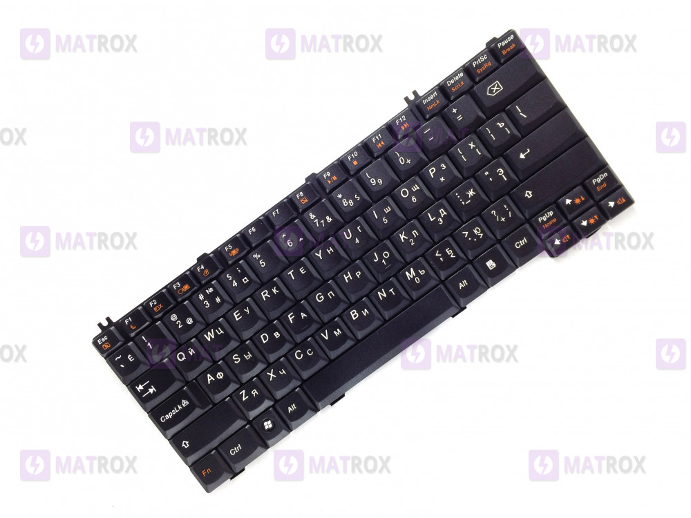 "Оригинальная клавиатура для ноутбука Lenovo IdeaPad G530, IdeaPad N100, IdeaPad N200 series, black, ru - Интернет-магазин ""MATROX"" в Киеве"