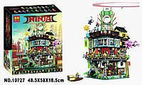 Конструктор BELA Ninja Ниндзяго Сити Аналог LEGO Ninjago Movie 5041 дет